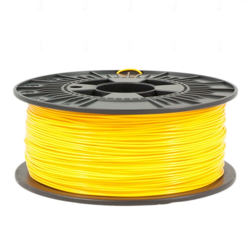 3D Filament PLA-Yellow