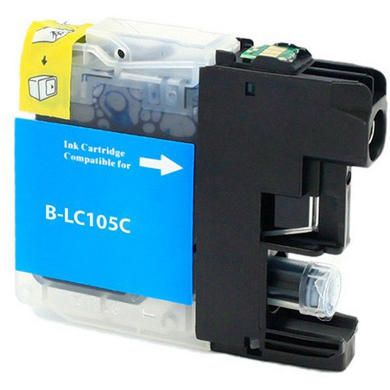 Brother LC105C Cyan Ink Cartridge