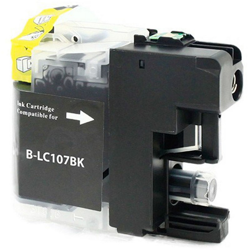 Brother LC107BK Black Ink Cartridge