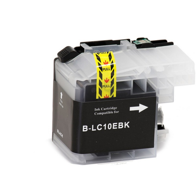 Brother LC10EBK Black Ink Cartridge