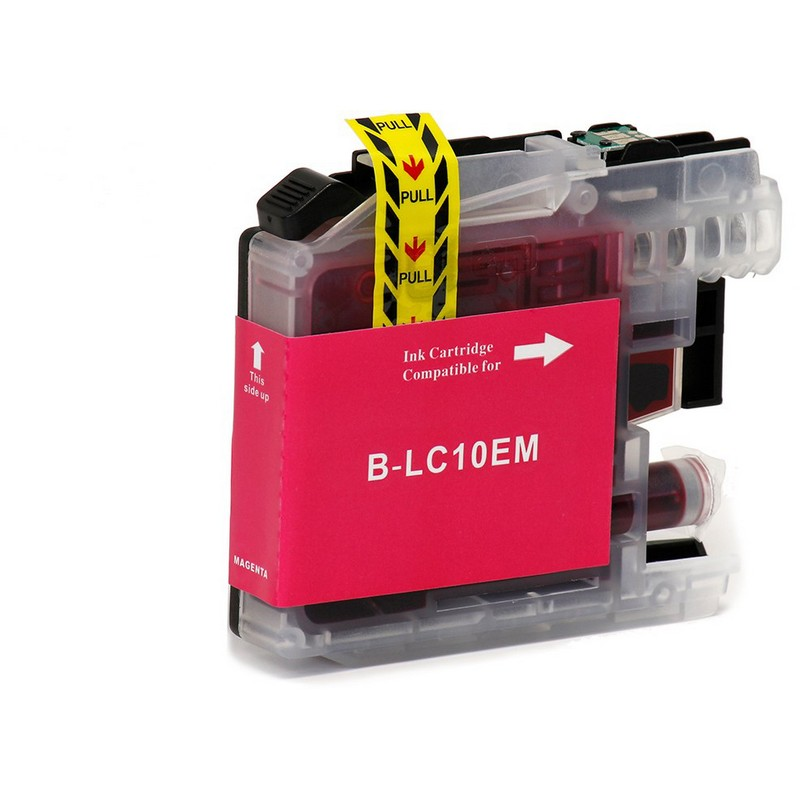 Brother LC10EM Magenta Ink Cartridge