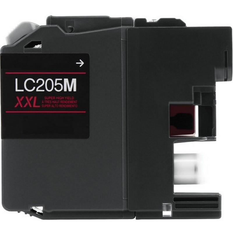 Brother LC205XXLM Magenta Ink Cartridge