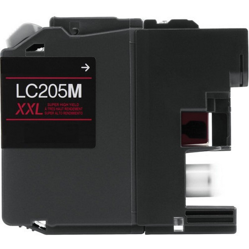 Brother LC205XXLM Magenta Ink Cartridge