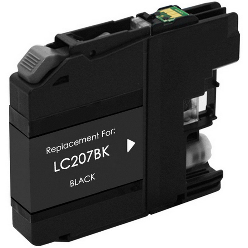 Brother LC207XXLBK Black Ink Cartridge