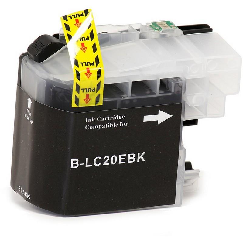 Brother LC20EBK Black Ink Cartridge
