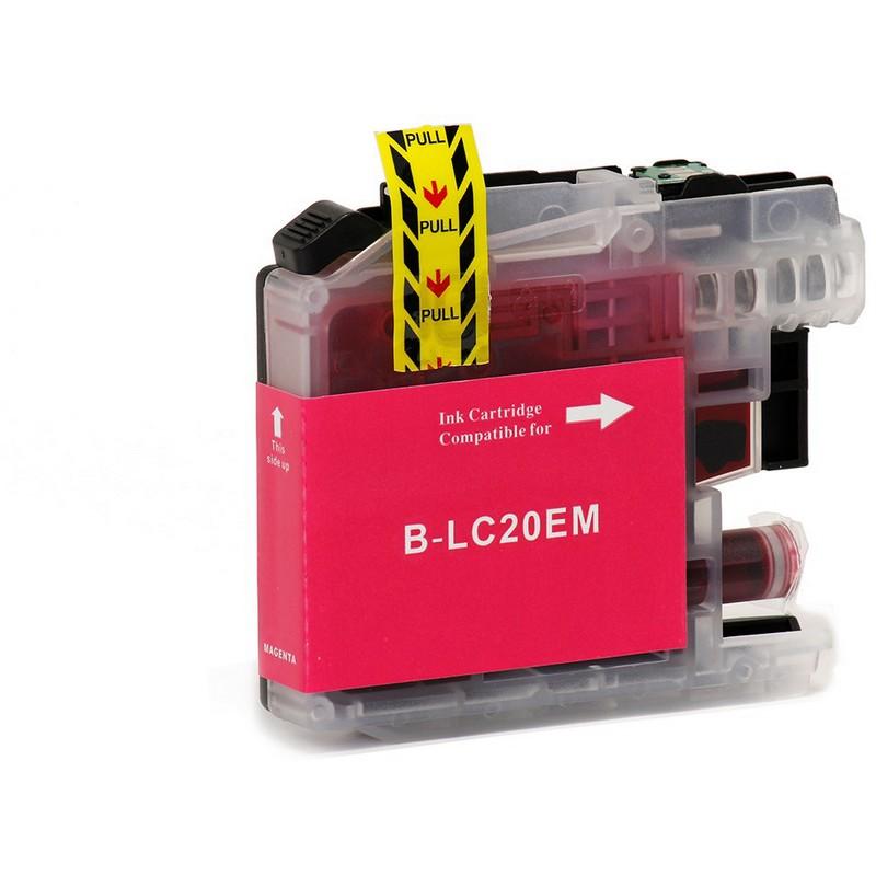 Brother LC20EM Magenta Ink Cartridge