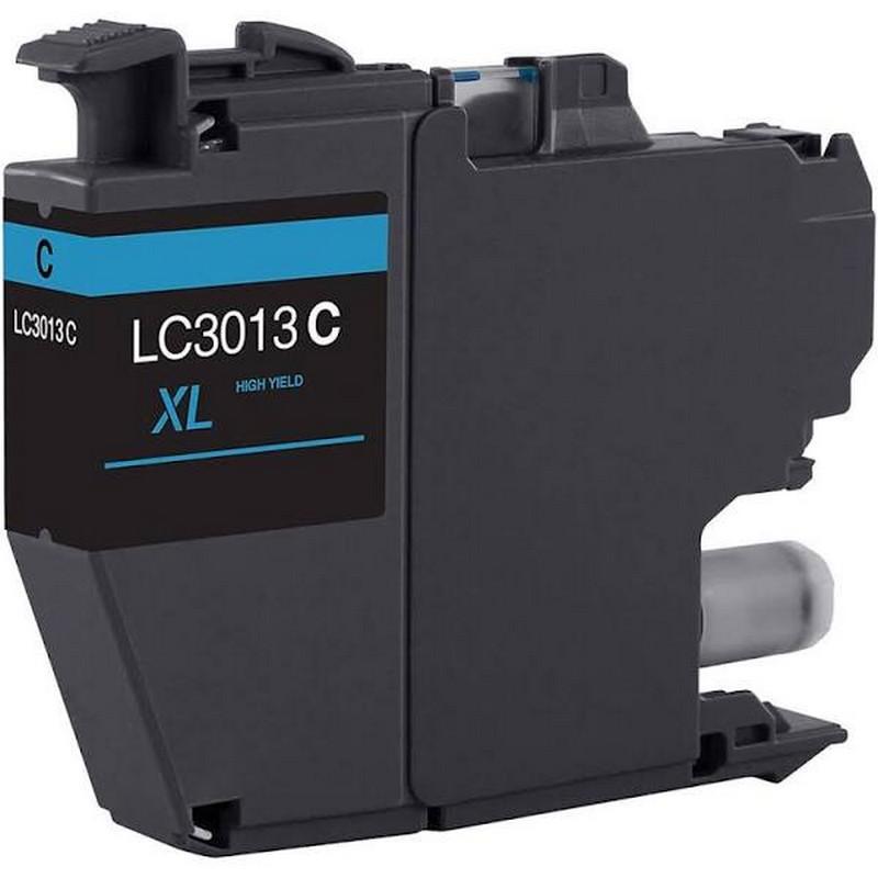 Brother LC3013C Cyan Ink Cartridge