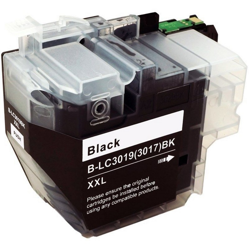 Brother LC3019XXLBK Black Ink Cartridge