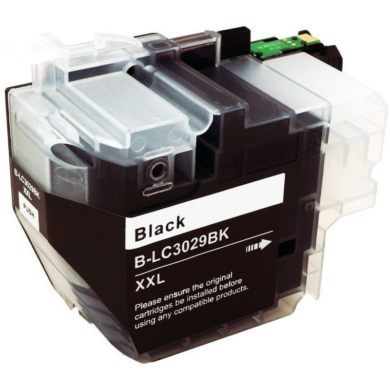 Brother LC3029XXLBK Black Ink Cartridge