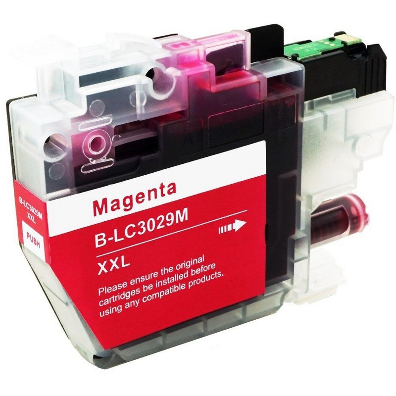 Brother LC3029XXLM Magenta Ink Cartridge