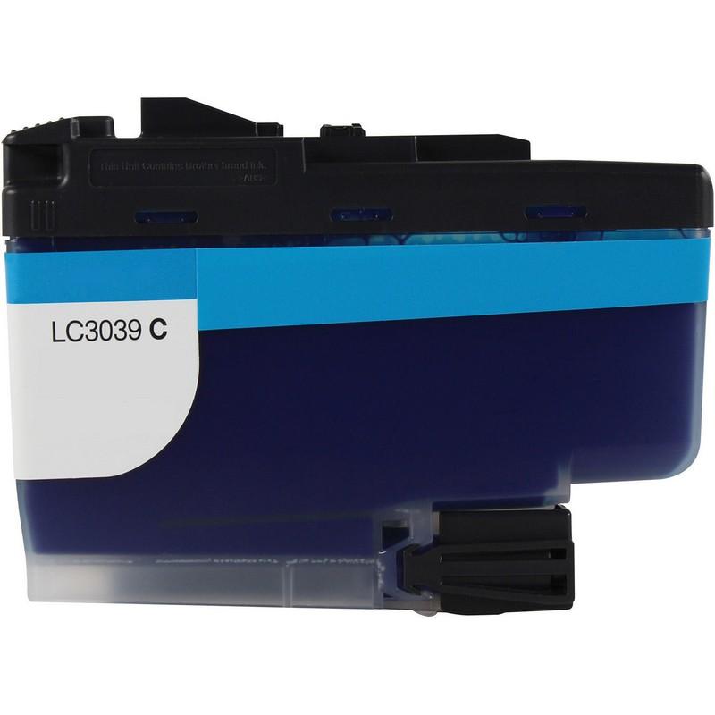 Brother LC3039XLC Cyan Ink Cartridge