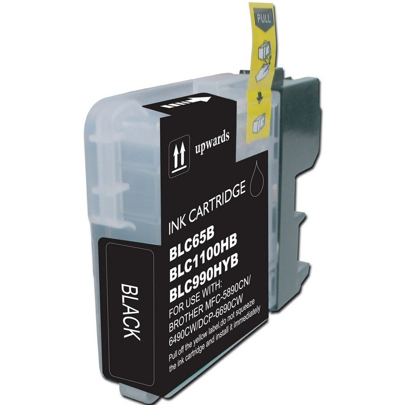 Brother LC65BK Black Ink Cartridge