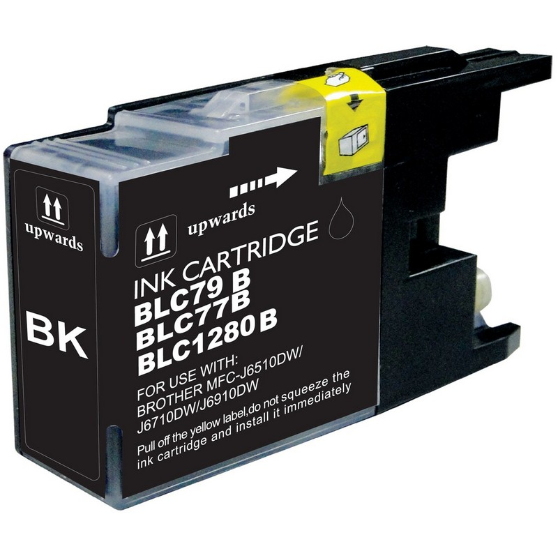 Brother LC79BK Black Ink Cartridges