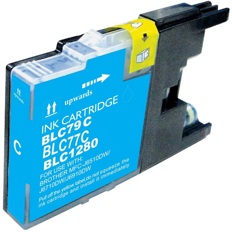 Brother LC79C Cyan Ink Cartridge