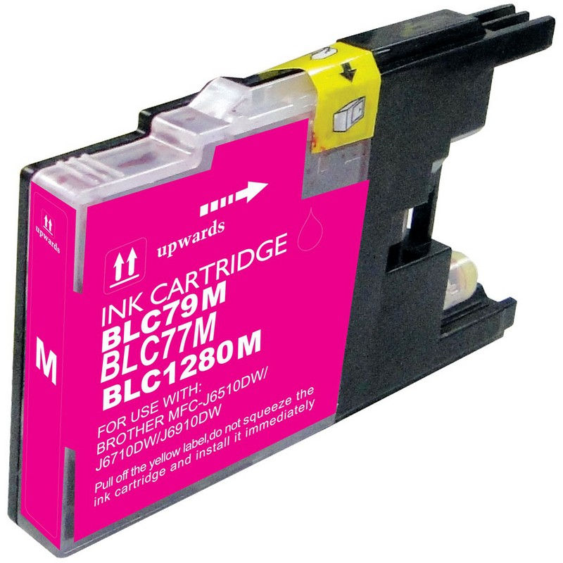 Brother LC79M Magenta Ink Cartridge
