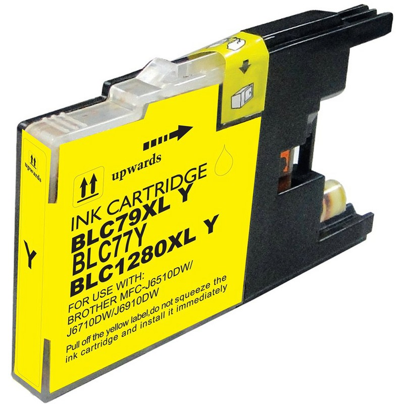 Brother LC79Y Yellow Ink Cartridge