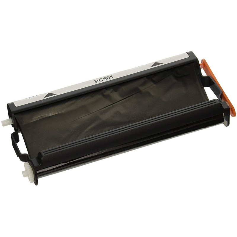Brother PC501 Black Thermal Fax Ribbons