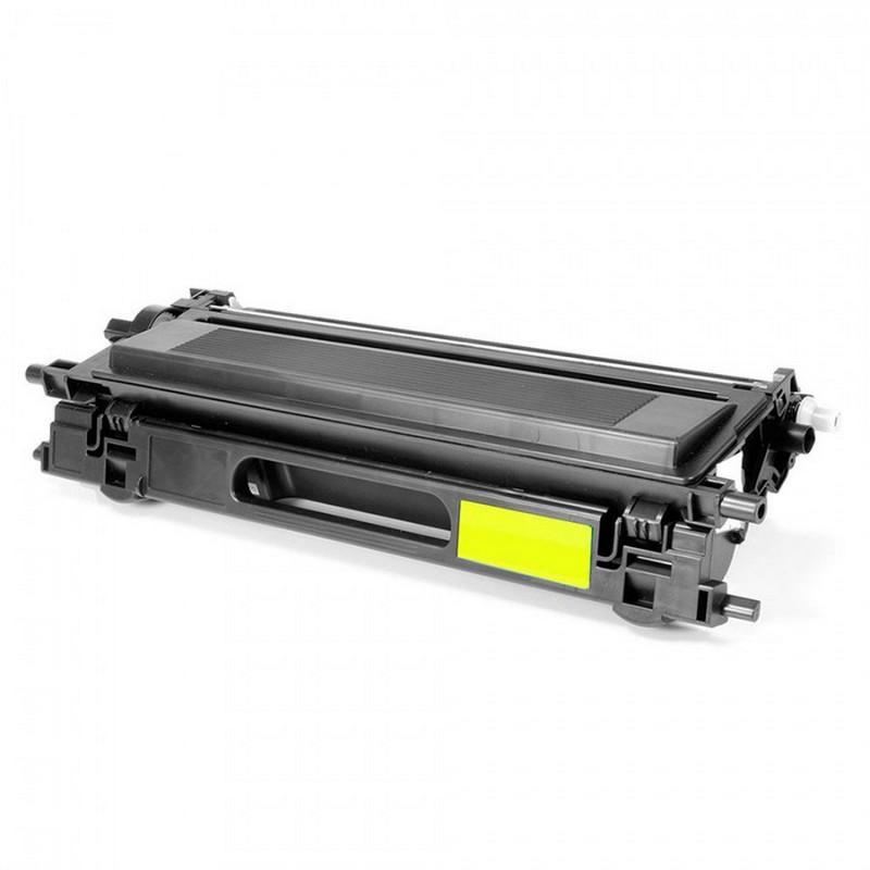 Cheap Brother TN115Y Yellow Toner Cartridge