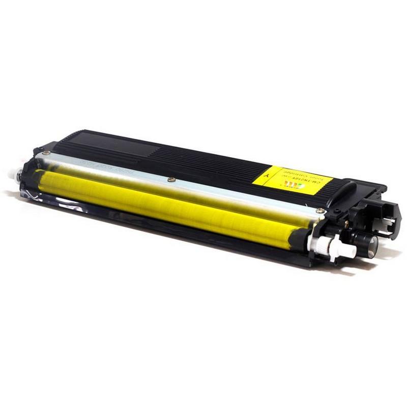 Brother TN210Y Yellow Toner Cartridge