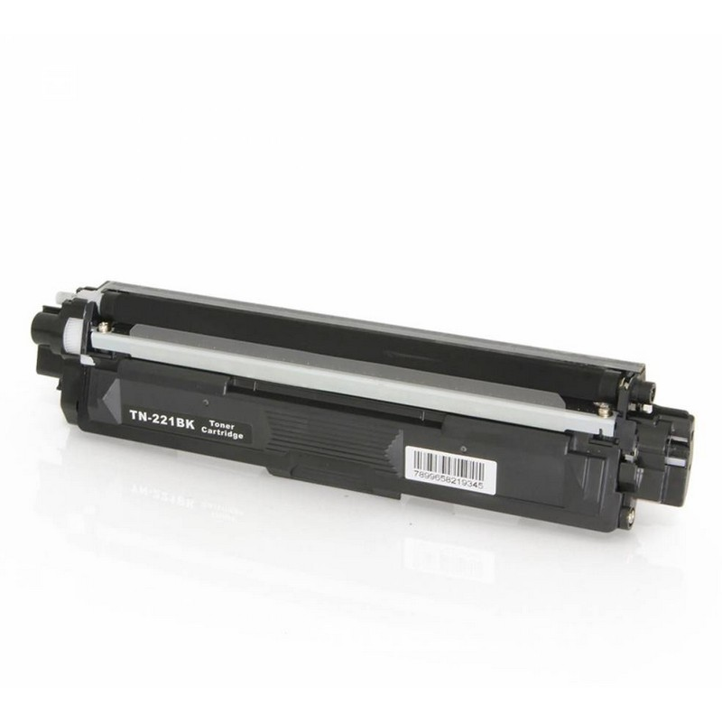 Brother TN221BK Black Toner Cartridge