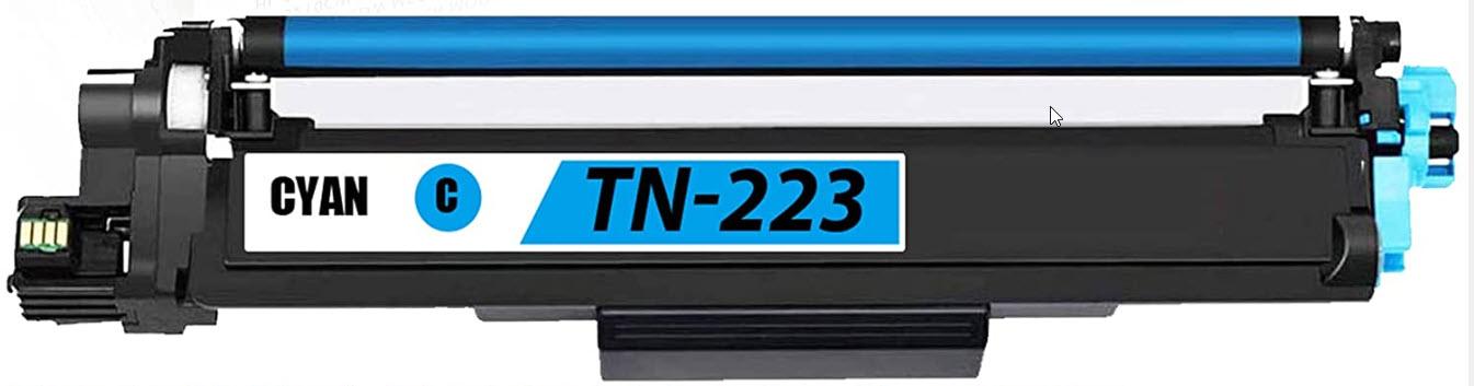 Cheap Brother TN223C Cyan Toner Cartridge-Brother TN227C