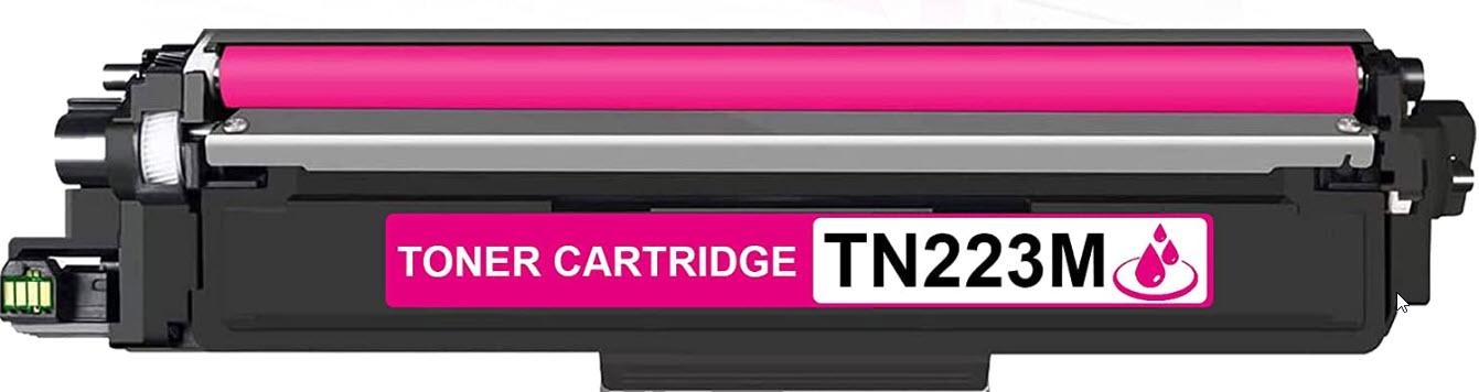 Cheap Brother TN223M Magenta Toner Cartridge-Brother TN227M