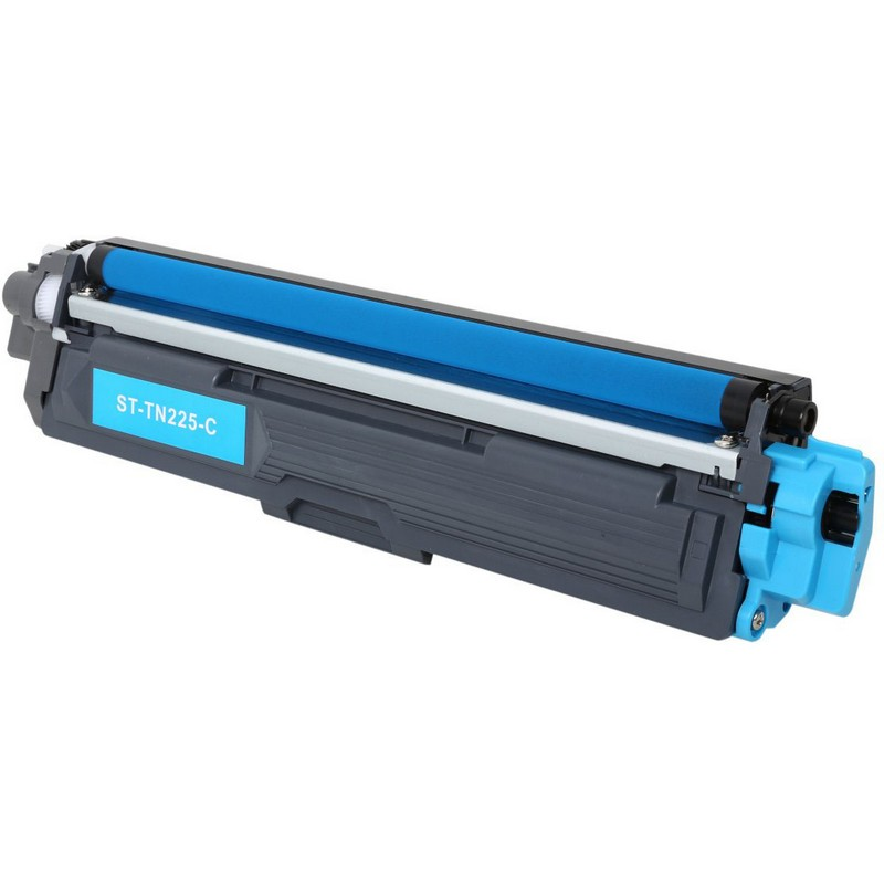 Brother TN225C Cyan Toner Cartridge-Brother TN221C