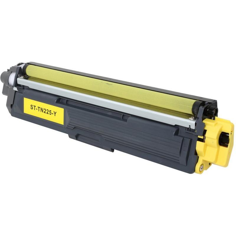Brother TN225Y Yellow Toner Cartridge-Brother TN221Y