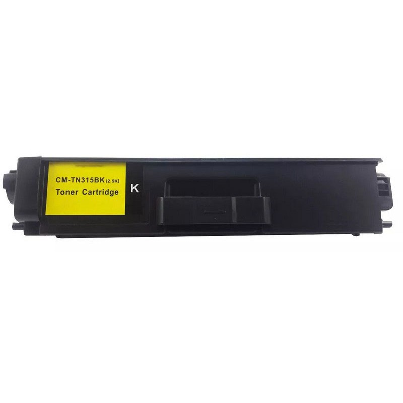 Brother TN315BK Black Toner Cartridge-Brother TN310BK