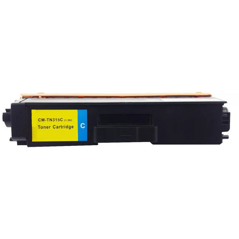 Brother TN315C Cyan Toner Cartridge-Brother TN310C