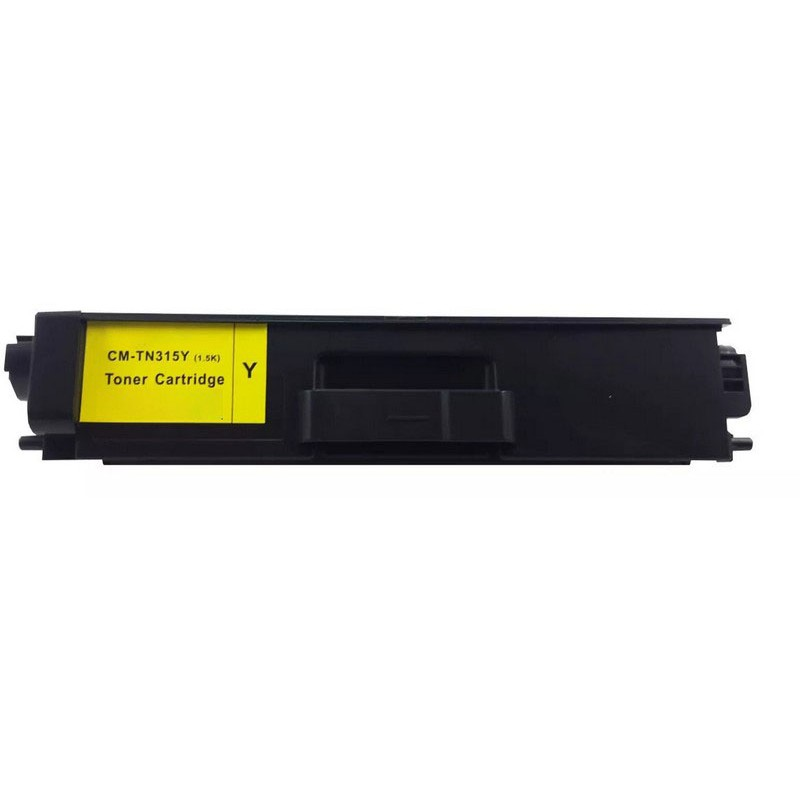 Brother TN315Y Yellow Toner Cartridge-Brother TN310Y