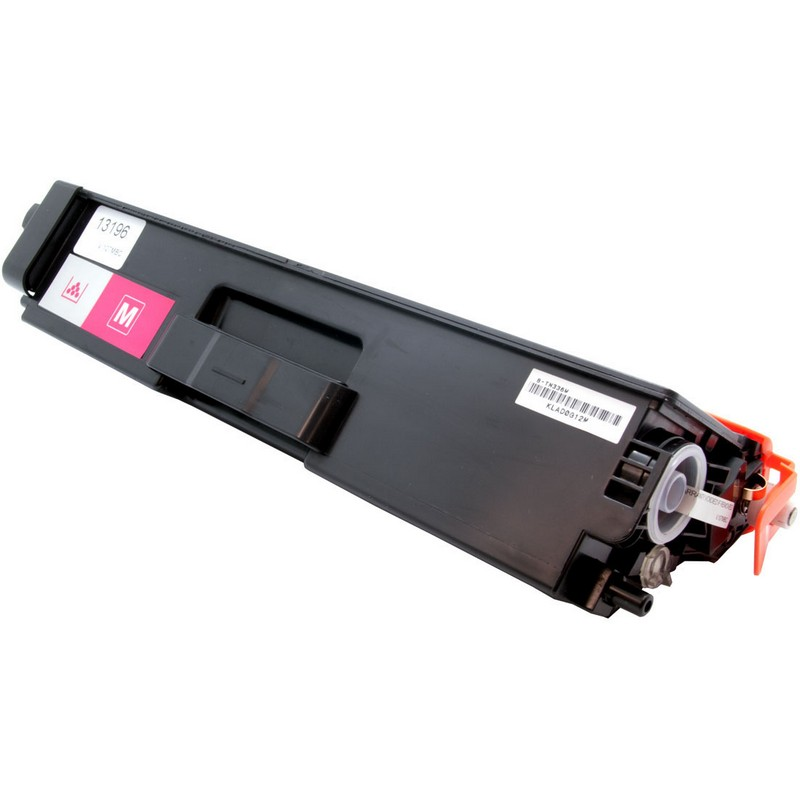 Brother TN336M Magenta Toner Cartridge-Brother TN331M