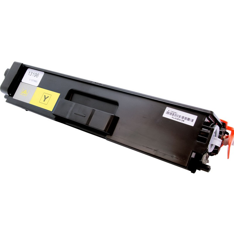 Brother TN336Y Yellow Toner Cartridge-Brother TN331Y