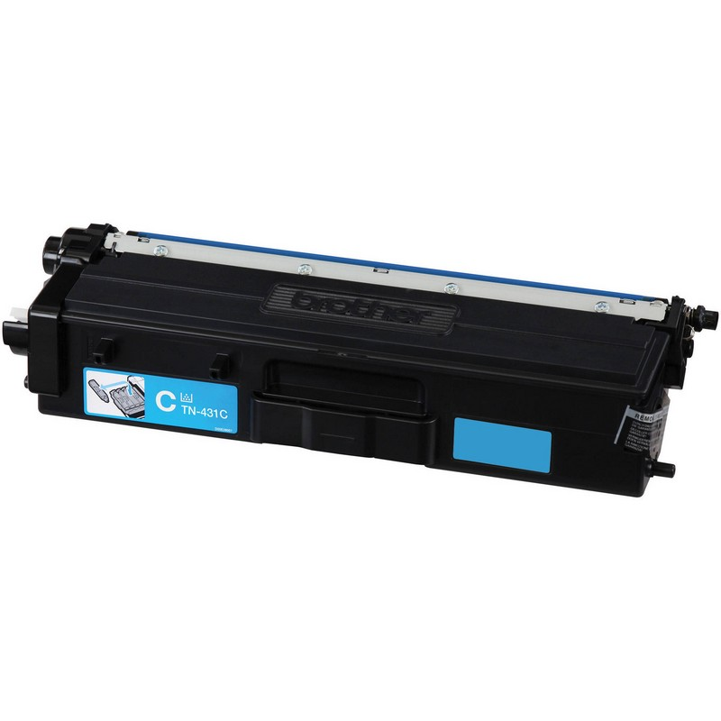 Brother TN431C Cyan Toner Cartridge