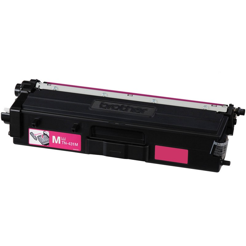 Cheap Brother TN431M Magenta Toner Cartridge