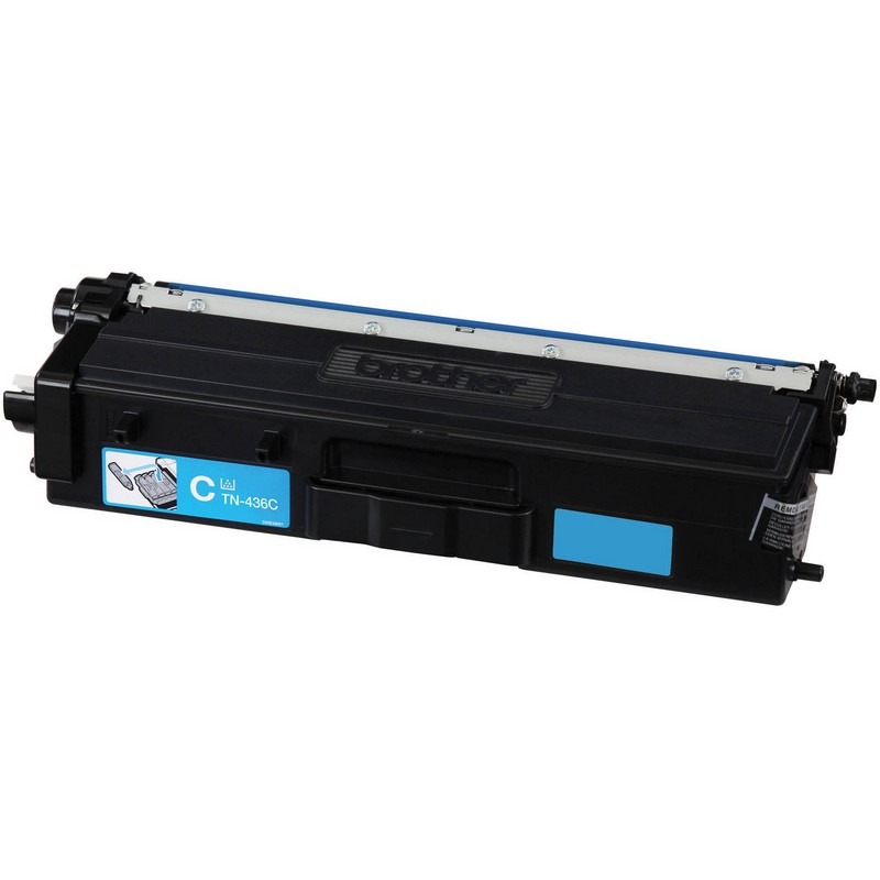 Brother TN436C Cyan Toner Cartridge