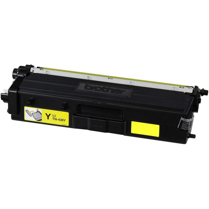 Brother TN436Y Yellow Toner Cartridge