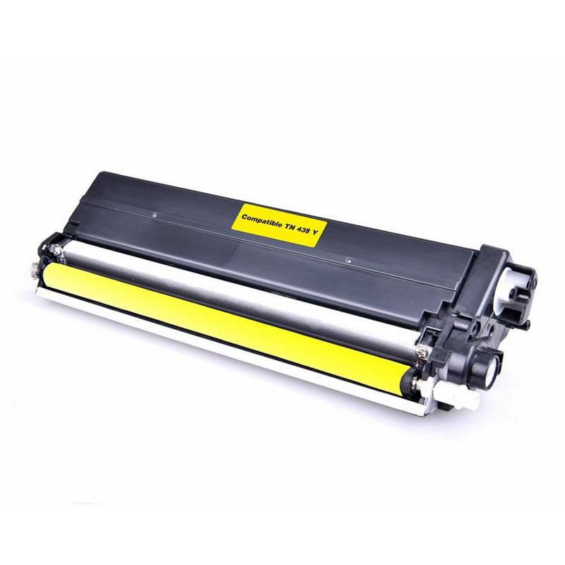 Cheap Brother TN439Y Yellow Toner Cartridge