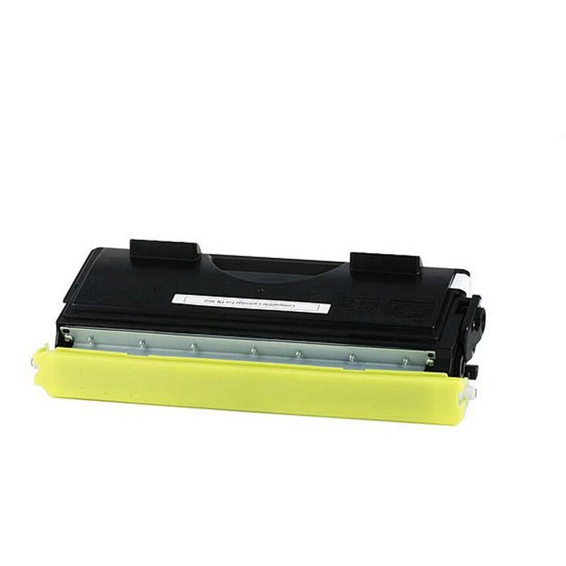 Brother TN460 Black Toner Cartridge-Brother TN430