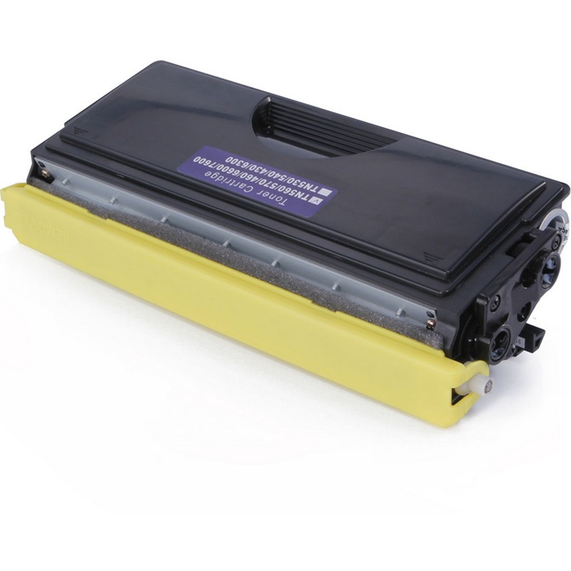 Brother TN570 Black Toner Cartridge-Brother TN540