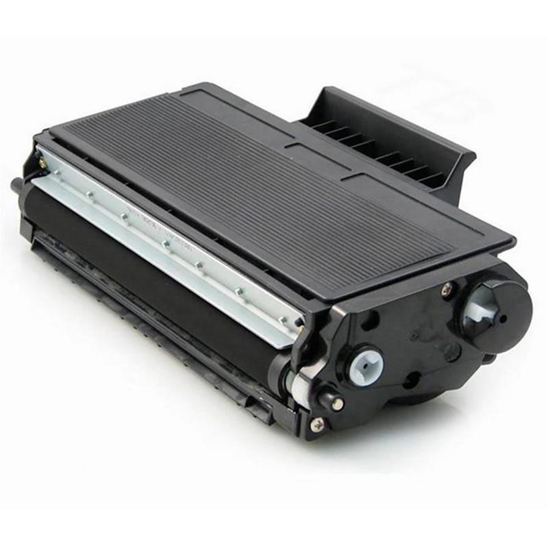 Brother TN580 Black Toner Cartridge-Brother TN550