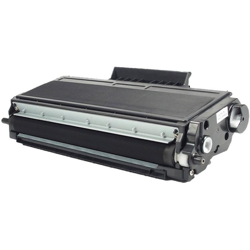 Brother TN650 Black Toner Cartridge-Brother TN620