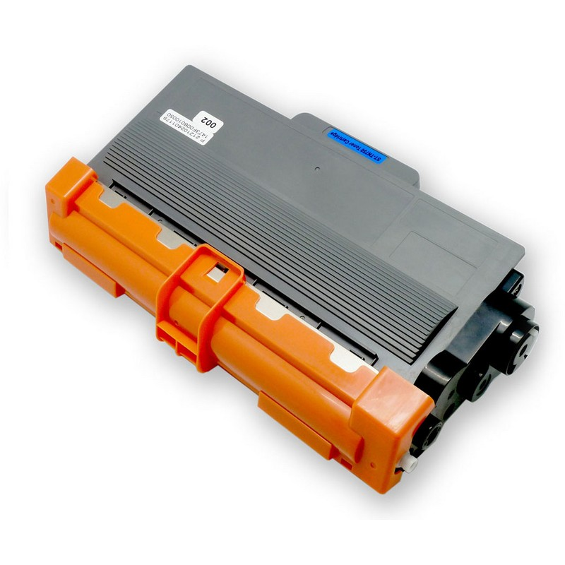 Brother TN750 Black Toner Cartridge-Brother TN720