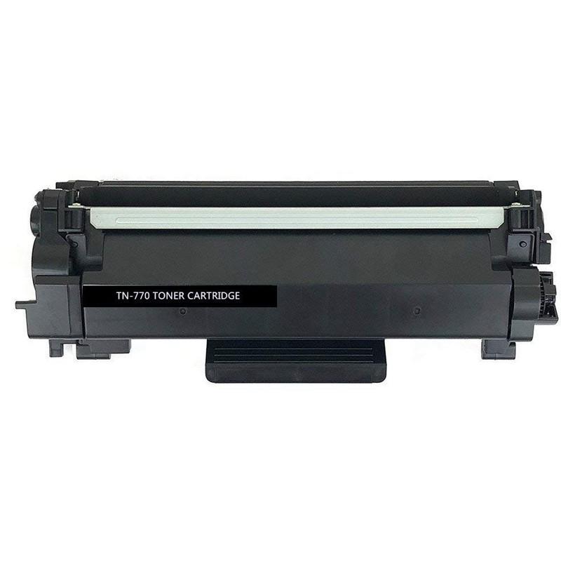 Brother TN770 Black Toner Cartridge
