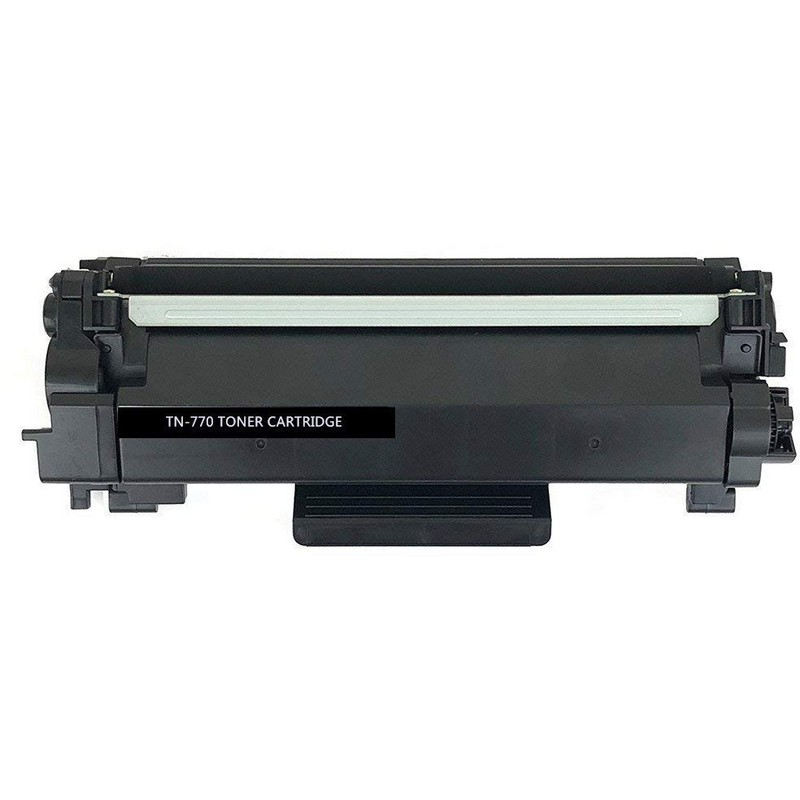 Brother TN770 Black Toner Cartridge