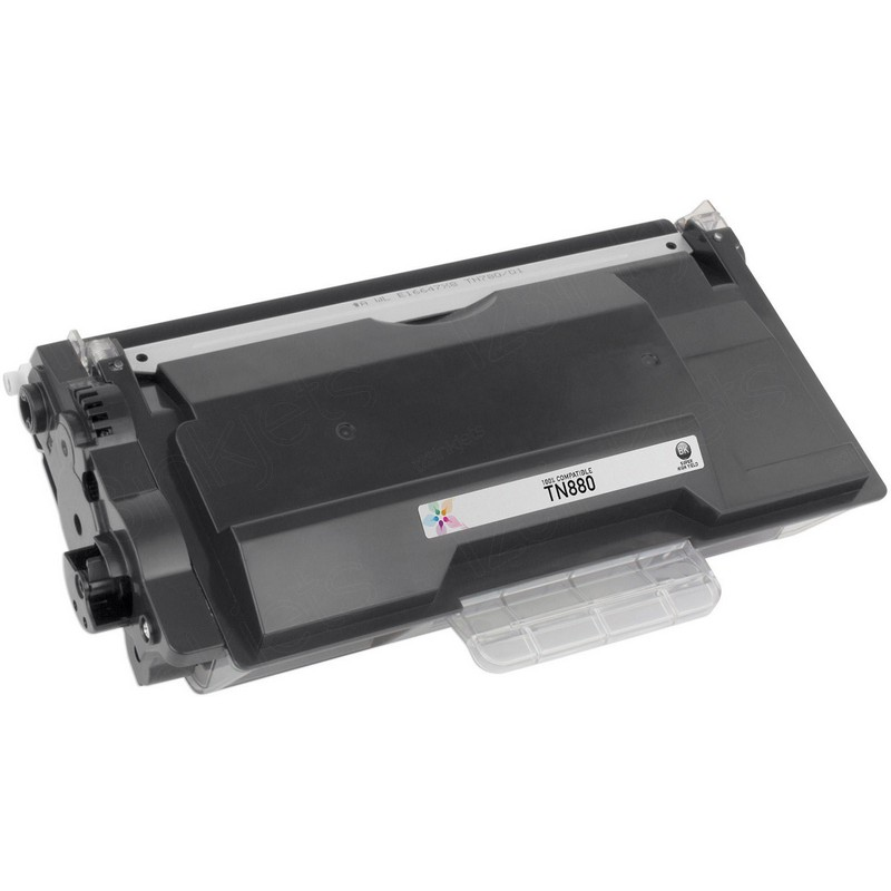 Cheap Brother TN880 Black Toner Cartridge