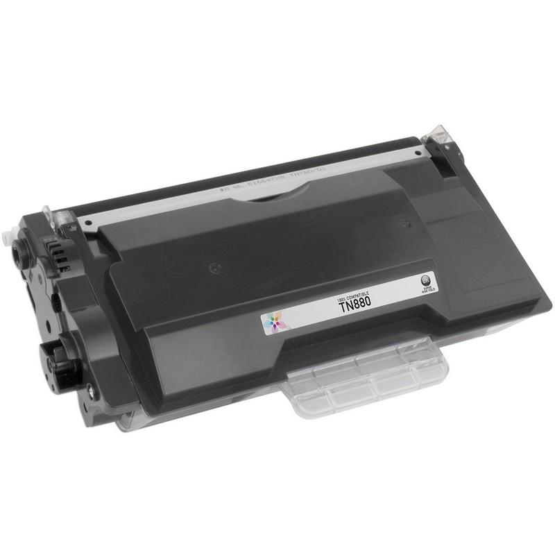 Cheap Brother TN880 Black Toner Cartridge