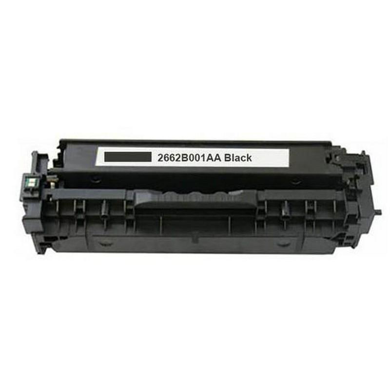 Canon 118-BK Black Toner Cartridge-Canon 2662B001AA