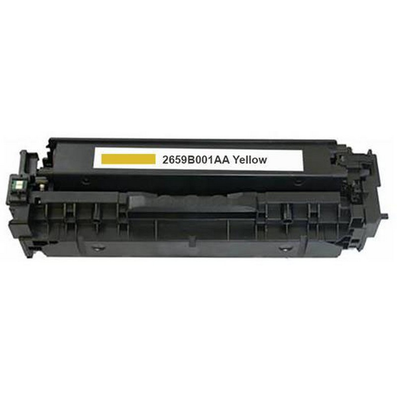 Cheap Canon 118-Y Yellow Toner Cartridge-Canon 2659B001AA