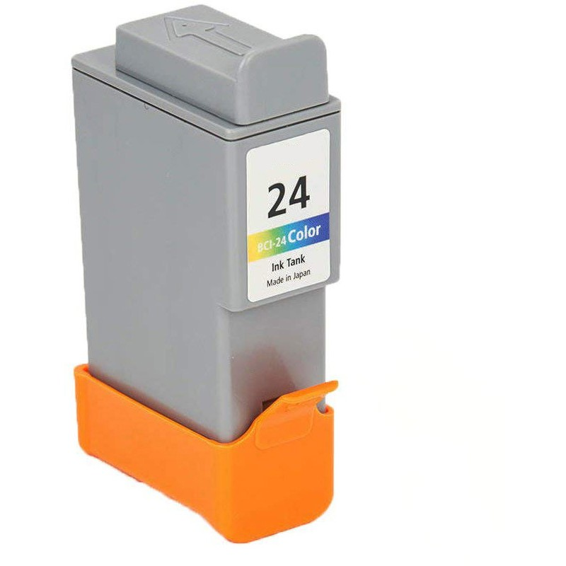 Canon BCI-24C Color Ink Cartridge